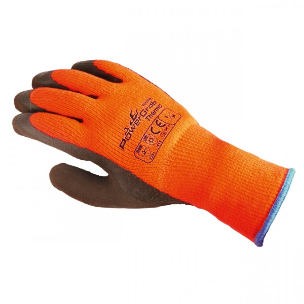 Baumwoll-Winterhandschuh Power Grab Thermo Gr. 10